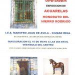 cartel-exposicion-acuarelas-honorato-del-hierro-001