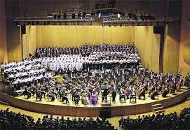 Orquesta con Coro